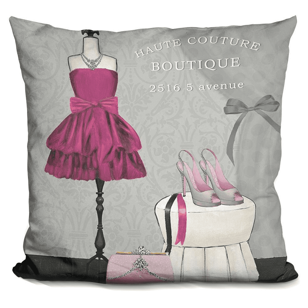 A Dress Fitting Boutique Ii Pillow-Product-BestEver4U