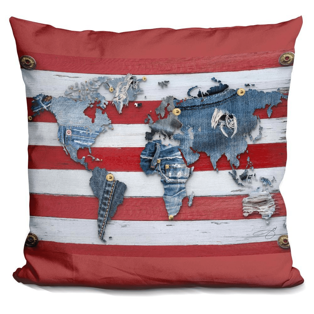 Born In The Usa Copy Pillow - BestEver4U