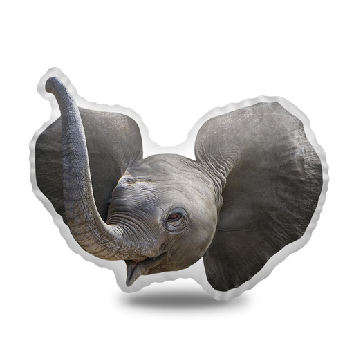 Baby Elephant Pillow-Product-BestEver4U