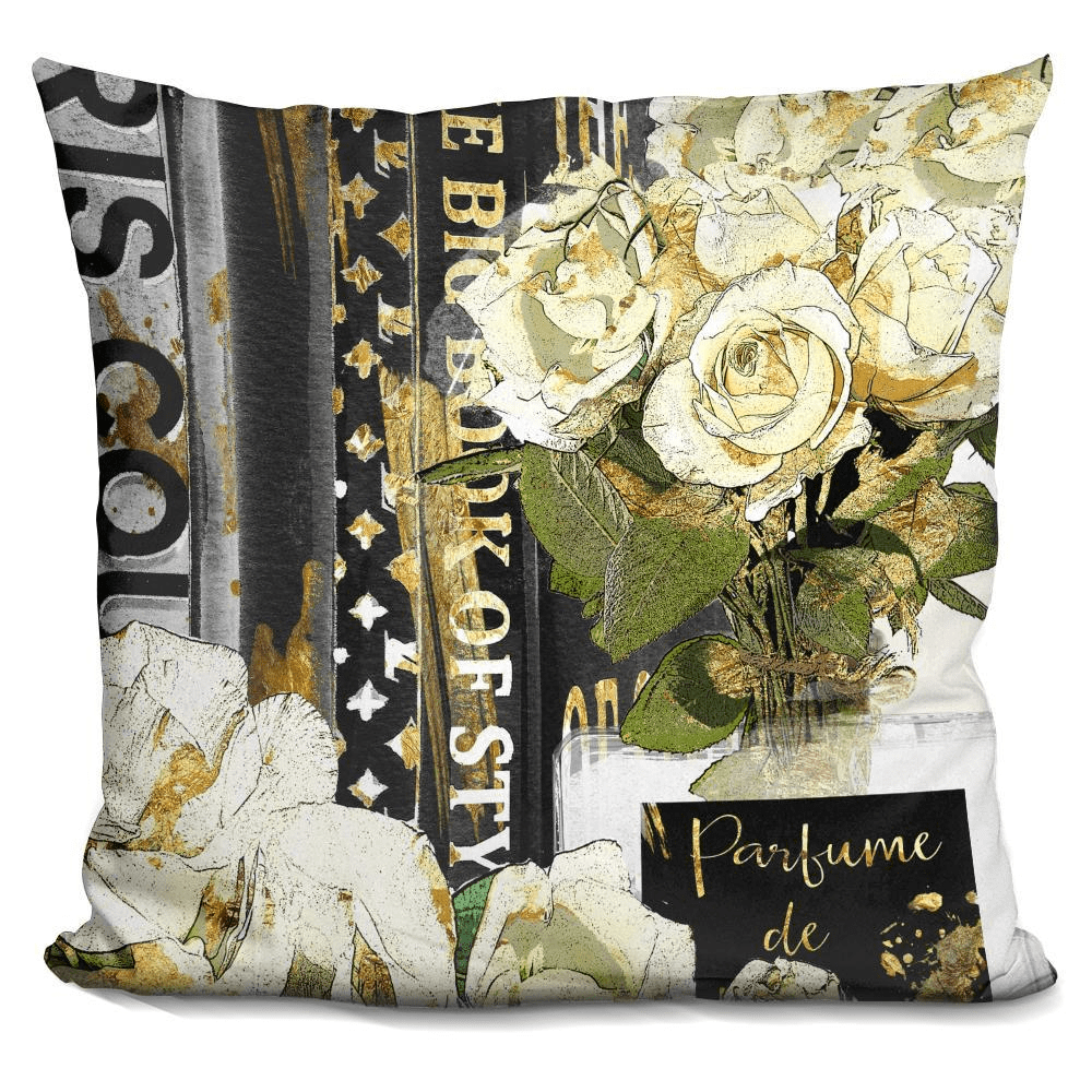 Books And Roses I Pillow-Product-BestEver4U