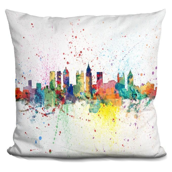 Atlanta Georgia 2006 Pillow-Product-BestEver4U