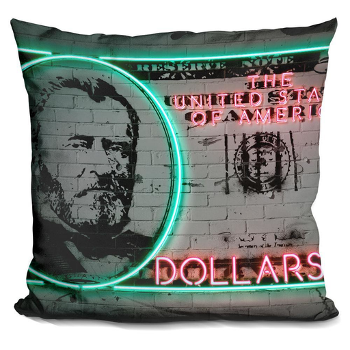 50 Dollars Pillow-Product-BestEver4U