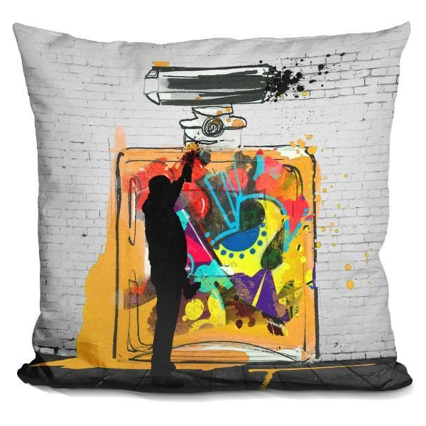 Street Art Pillow-Product-BestEver4U
