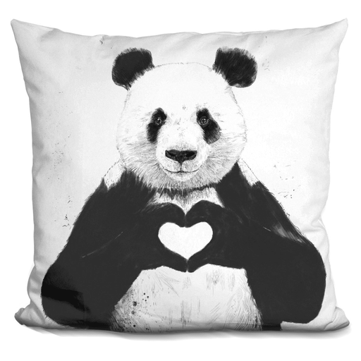 All You Need Is Love Pillow-Product-BestEver4U