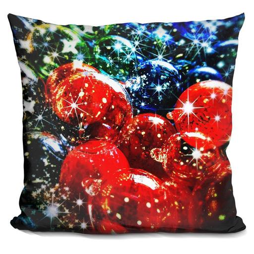 Christmas Sparkles Decorative Pillow - BestEver4U