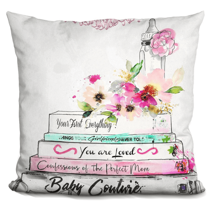 Baby Books Ii Pillow-Product-BestEver4U
