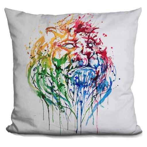 A Portrait Of Hong Kong Pillow-Product-BestEver4U