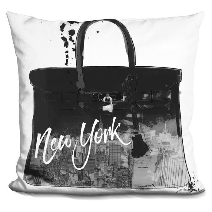 Black Nyc Pillow-Product-BestEver4U