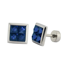 Load image into Gallery viewer, JRU40 FAKE PLUG WITH JEWEL DESIGN 1.2 * 6 * 5