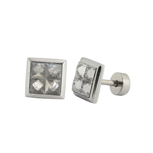 JRU40 FAKE PLUG WITH JEWEL DESIGN 1.2 * 6 * 5