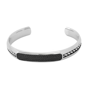 BSSG171 STAINLESS STEEL BANGLE