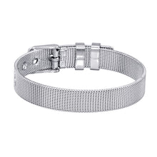 Load image into Gallery viewer, BSS349-2 STAINLESS STEEL BRACELET