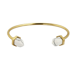 BSSG166 STAINLESS STEEL BANGLE