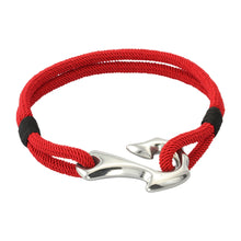 Load image into Gallery viewer, MBSS09  NYLON BRACELET WITH S.S CLOSURE