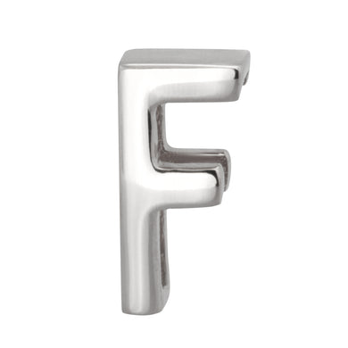 CHARM F STAINLESS STEEL CHARM