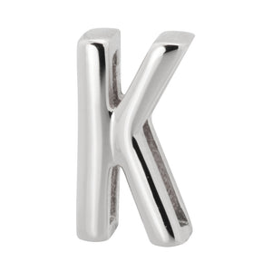 CHARM K STAINLESS STEEL CHARM