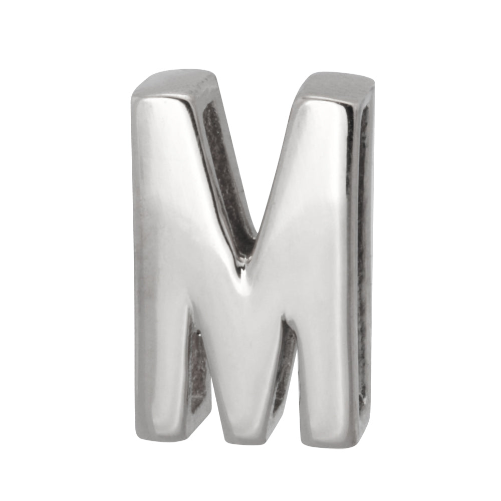 CHARM M STAINLESS STEEL CHARM