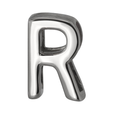 CHARM R STAINLESS STEEL CHARM