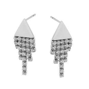 ESS448 STAINLESS STEEL EARRING