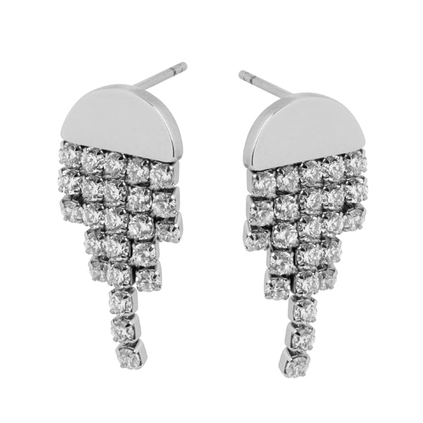 ESS449 STAINLESS STEEL EARRING