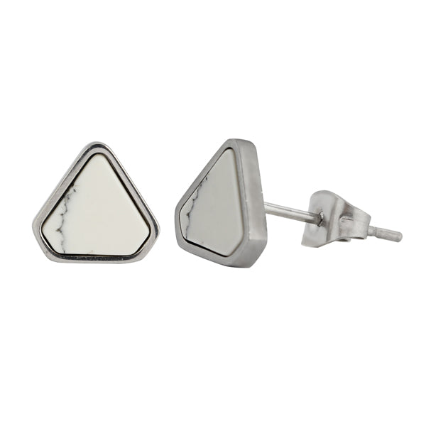 ESS463 STAINLESS STEEL EARRING
