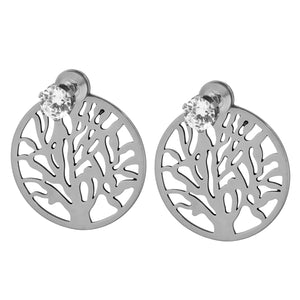 ESS475 STAINLESS STEEL EARRING