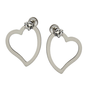 ESS479 STAINLESS STEEL EARRING