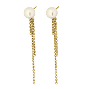 ESS483 STAINLESS STEEL EARRING