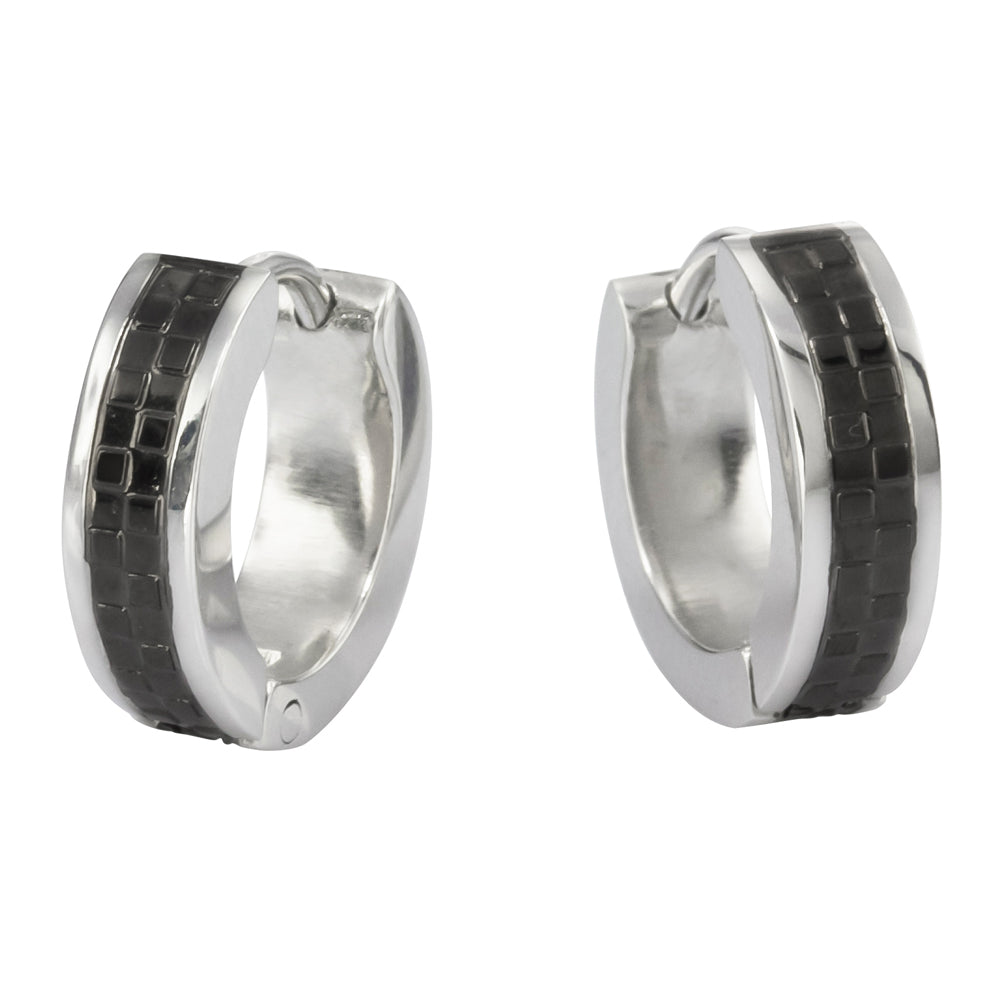 GESS115 STAINLESS STEEL EARRING(price by per Pair)