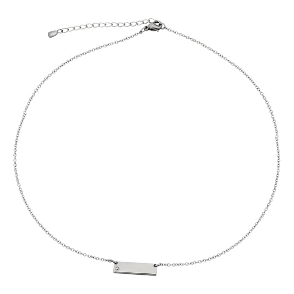 NSS520 STAINLESS STEEL NECKLACE