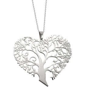 NSS571 STAINLESS STEEL NECKLACE