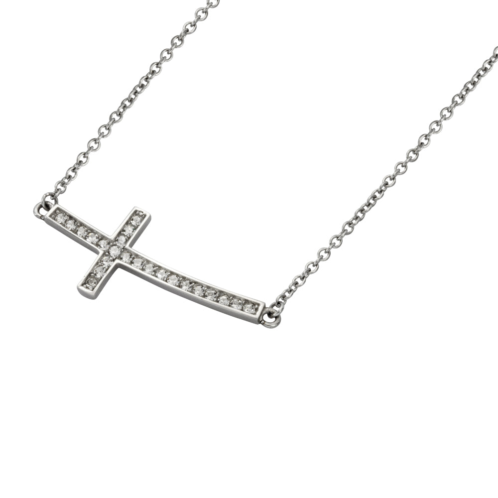 NSS614 STAINLESS STEEL NECKLACE