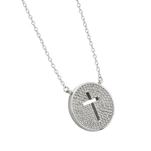 NSS615 STAINLESS STEEL NECKLACE