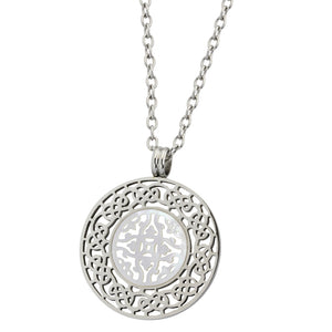 PSS1024 STAINLESS STEEL PENDANT