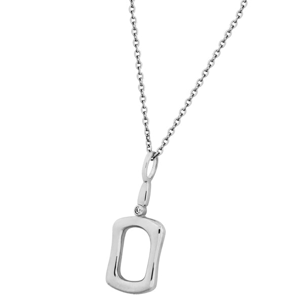 PSS982 STAINLESS STEEL PENDANT