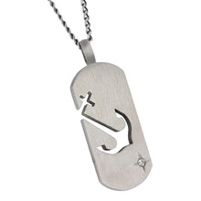 Load image into Gallery viewer, PSS816 STAINLSESS STEEL PENDANT