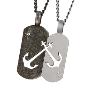 PSS816 STAINLSESS STEEL PENDANT