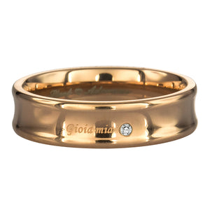 GRSD118 STAINLESS STEEL RING