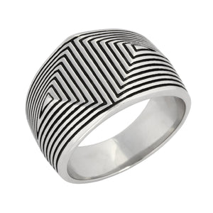RSS942 STAINLESS STEEL RING