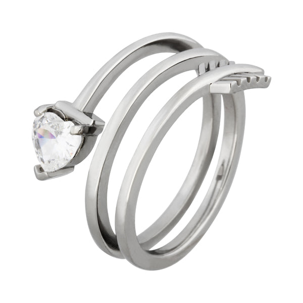 RSS943 STAINLESS STEEL RING