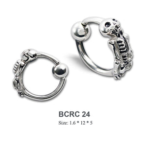 BCRC24 BCR WITH SKELTON DESIGN 1.6 * 12 * 5 COLOR STEEL