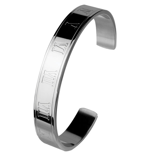 BSGST06 STAINLESS STEEL BANGLE