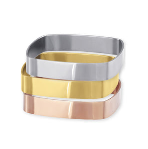 BSSG145 STAINLESS STEEL BANGLE