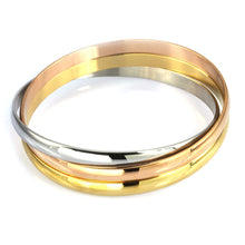 Load image into Gallery viewer, BSSG146 STAINLESS STEEL BANGLE