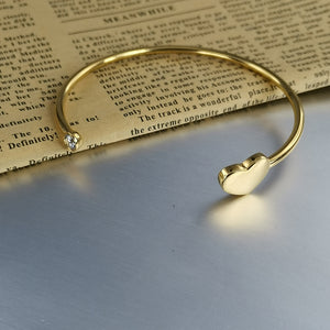 BSSG161 STAINLESS STEEL BANGLE