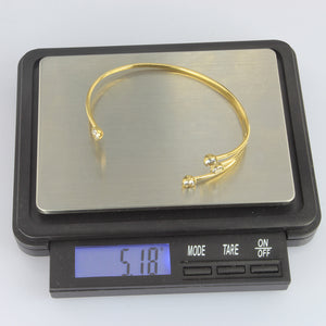 BSSG162 STAINLESS STEEL BANGLE