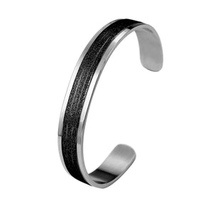 BSSG21 STAINLESS STEEL BANGLE