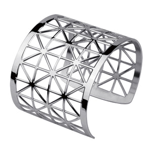 BSSG85 STAINLESS STEEL BANGLE