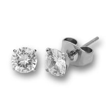 Load image into Gallery viewer, ESJ03 STAINLESS STEEL EAR STUD (price by per pair)