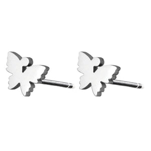 ESS38 STAINLESS STEEL EAR STUDS